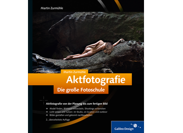 Cover von Aktfotografie. Die große Fotoschule