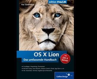 Cover von OS X Lion