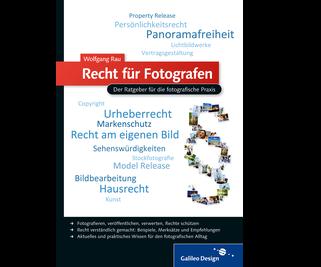 Cover von Recht für Fotografen