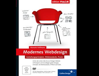 Cover von Modernes Webdesign