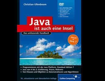 Cover von Java ist auch eine Insel