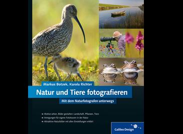 Cover von Natur und Tiere fotografieren