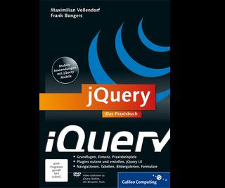 Cover von jQuery