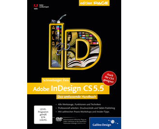 Cover von Adobe InDesign CS5.5