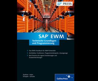 Cover von SAP EWM – Technische Grundlagen und Programmierung