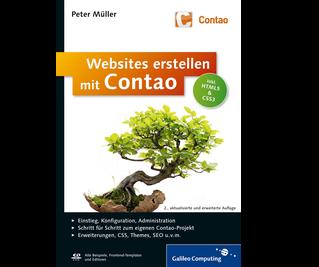 Cover von Websites erstellen mit Contao