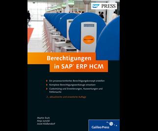 Cover von Berechtigungen in SAP ERP HCM