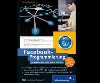 Cover von Facebook-Programmierung