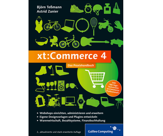 Cover von xt:Commerce 4