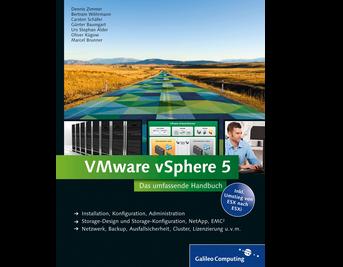 Cover von VMware vSphere 5