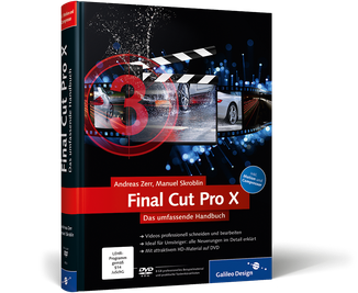 Cover von Final Cut Pro X