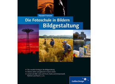 Cover von Die Fotoschule in Bildern. Bildgestaltung