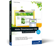 Cover von Adobe Dreamweaver CS6