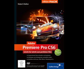 Cover von Adobe Premiere Pro CS6