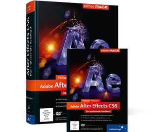 Cover von Adobe After Effects CS6