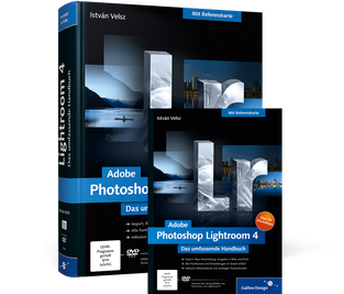 Cover von Adobe Photoshop Lightroom 4