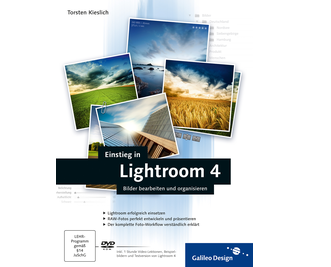 Cover von Einstieg in Lightroom 4