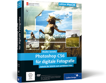 Cover von Photoshop CS6 für digitale Fotografie