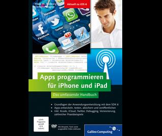Cover von Apps programmieren für iPhone und iPad