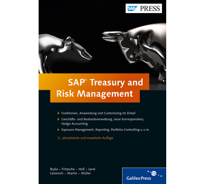 Cover von SAP Treasury and Risk Management