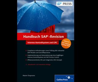 Cover von Handbuch SAP-Revision