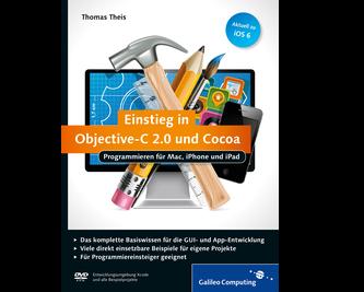 Cover von Einstieg in Objective-C 2.0 und Cocoa