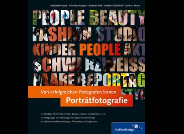 Cover von Von erfolgreichen Fotografen lernen: Porträtfotografie