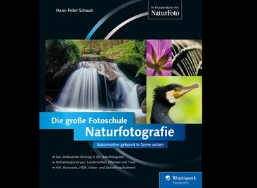 Cover von Naturfotografie. Die große Fotoschule