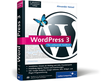 Cover von WordPress 3