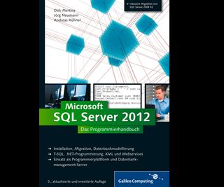Cover von SQL Server 2012