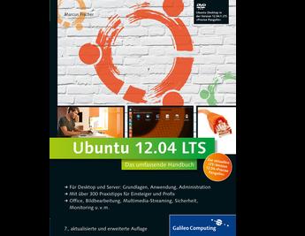 Cover von Ubuntu GNU/Linux 12.04 LTS