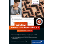 Cover von Windows Presentation Foundation 4.5