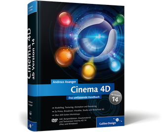 Cover von Cinema 4D – ab Version 14