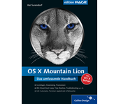 Cover von OS X 10.8 Mountain Lion