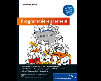 Cover von Programmieren lernen!