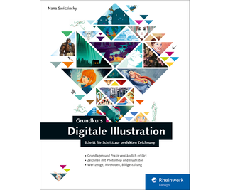 Cover von Grundkurs Digitale Illustration
