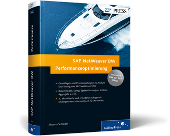 Cover von SAP NetWeaver BW – Performanceoptimierung