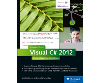 Cover von Visual C# 2012