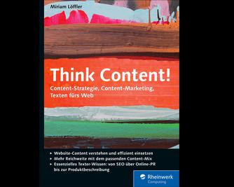 Cover von Think Content!