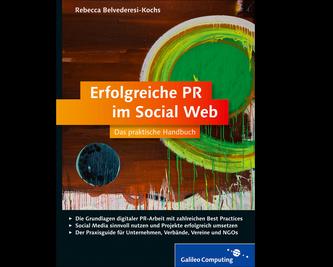 Cover von Erfolgreiche PR im Social Web