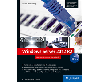 Cover von Windows Server 2012 R2