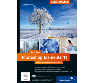 Cover von Adobe Photoshop Elements 11