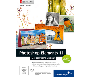 Cover von Photoshop Elements 11