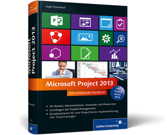 Cover von Microsoft Project 2013