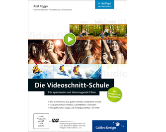 Cover von Die Videoschnitt-Schule