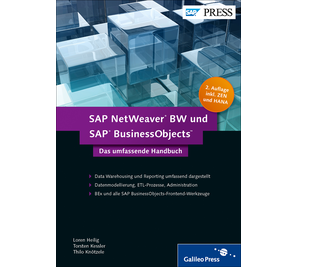 Cover von SAP NetWeaver BW und SAP BusinessObjects