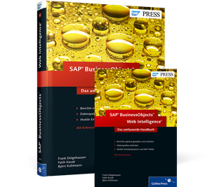 Cover von SAP BusinessObjects Web Intelligence
