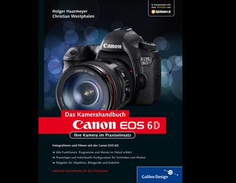 Cover von Canon EOS 6D