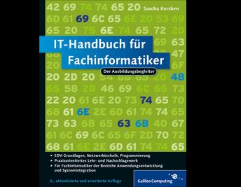Cover von IT-Handbuch für Fachinformatiker