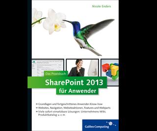 Cover von SharePoint 2013 für Anwender